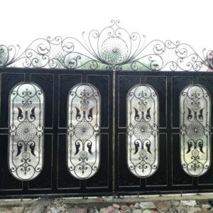Кованые ворота Кованые ворота Гектор Арт. В-001 Norkovka